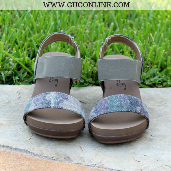 Corkys Wedges | Corkys Camo Shoes  | Corky's Footwear
