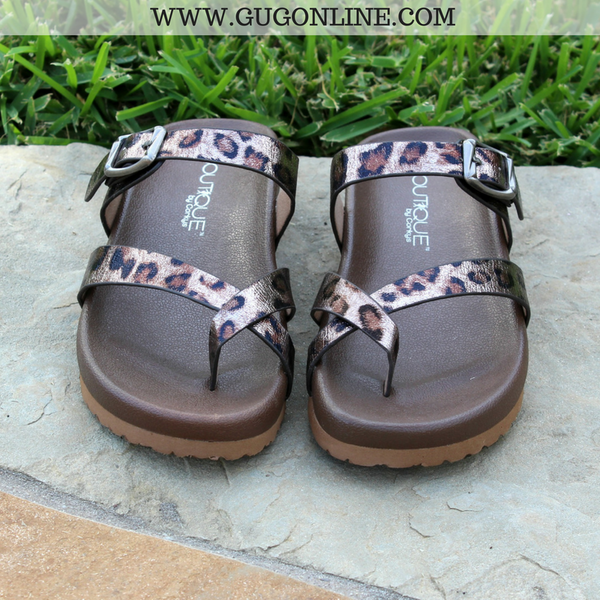 Corkys Sandals | Corkys Shoes  | Corky's Leopard Footwear