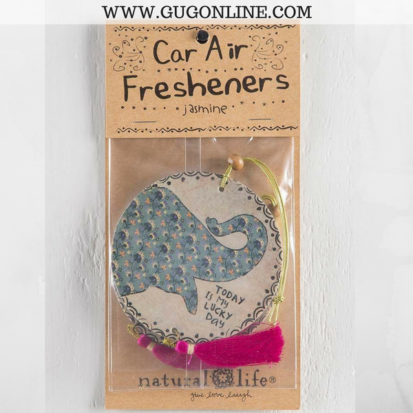Unique Elephant Car Air Fresheners | Natural Life Products