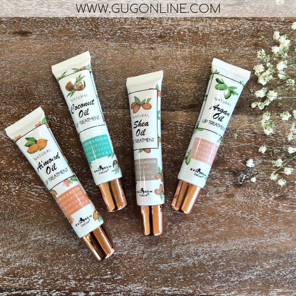 3 for $10 | Natural Oil Lip Treatment