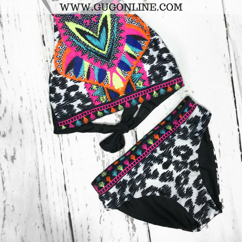 Aztec Print Clothes | Southwest Print Swimsuits