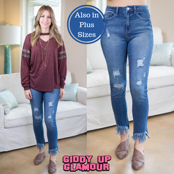 Distressed/Ripped Jeans | Boutique Denim Jeans Plus Size