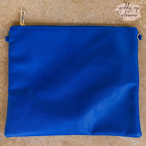 Something New Wristlet or Crossbody Purse in Navy