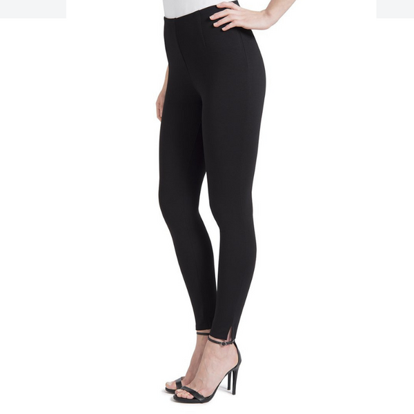 Lysse | Premium Audrey Ankle Leggings in Black