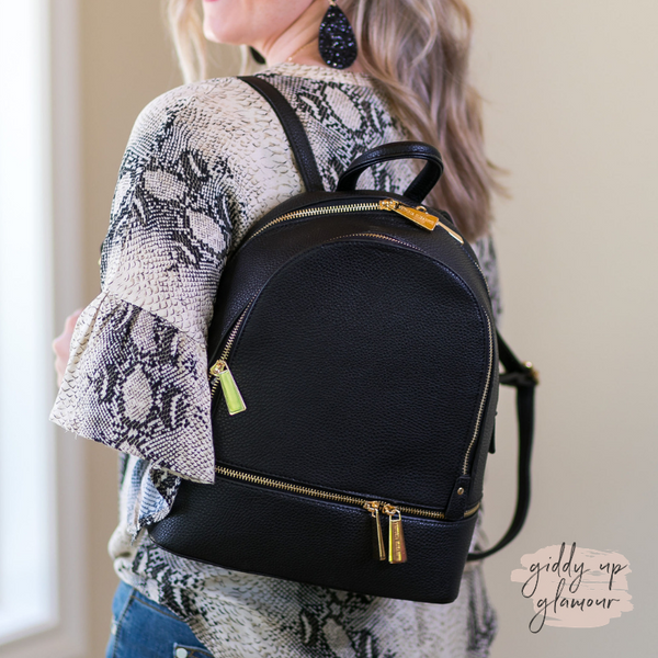 So Classic Backpack in Black