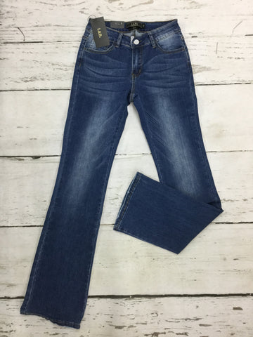 Closeout Jeans Style 148624 (L18024-MB)  SIZE 2 ONLY
