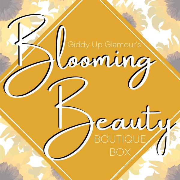 Giddy Up Glamour Boutique Box | Blooming Beauty