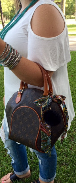 Authentic Used Louis Vuitton Elipse PM In Monogram Giddy Up - Make a free invoice pdf online louis vuitton online store