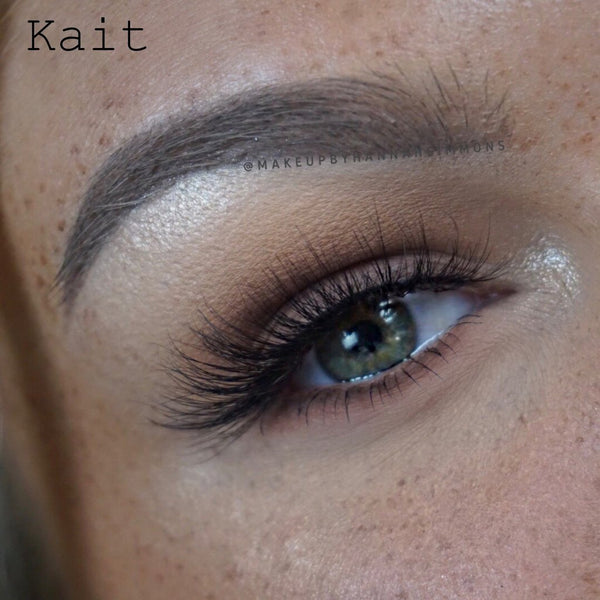 Reign | Magnetic Lashes and Liner Set in Kait