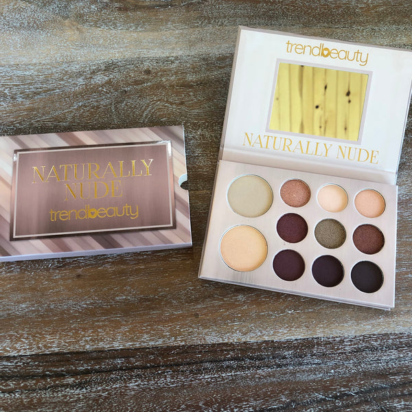 Trend Beauty | Naturally Nude Eye Shadow Palette