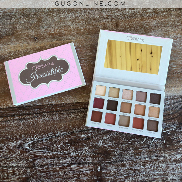 Beauty Creations | Irresistible Eyeshadow Palette