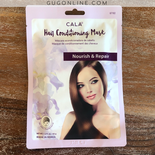 CALA | Nourish & Repair Hair Conditioning Mask