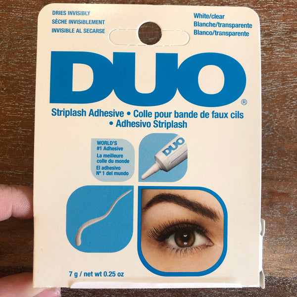 Duo Lash Adhesive in White/Clear