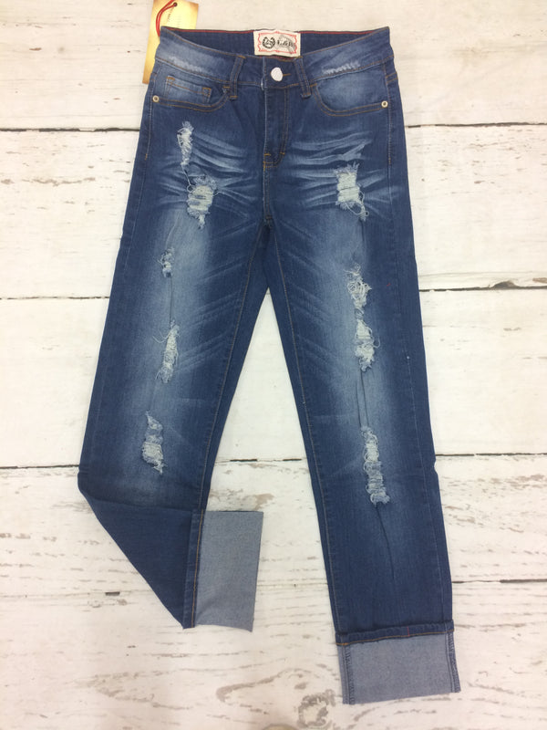 Distressed/Ripped Jeans | Boutique Denim Jeans Plus