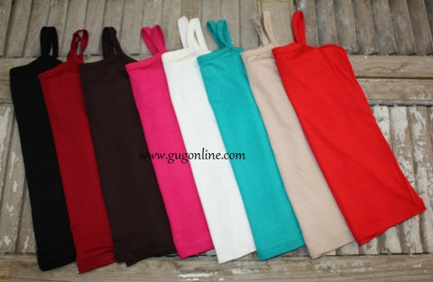 Children's Camisoles in Assorted Colors