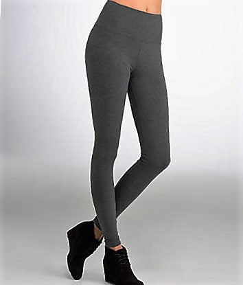 Lysse Premium Tummy Control Ankle Length Leggings CHARCOAL