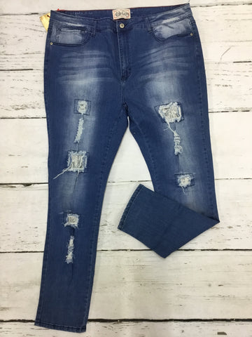 Closeout Jeans Style 148624 (LB-019)  SIZE 24 ONLY