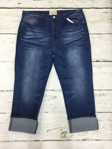 Closeout Jeans Style 148624 (L21598)  Size 22 & 24 ONLY
