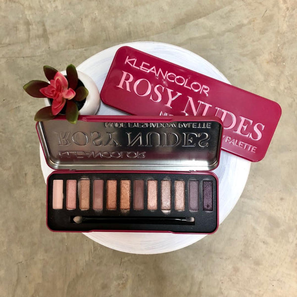 Kleancolor | Eyeshadow Palette in Rosy Nudes