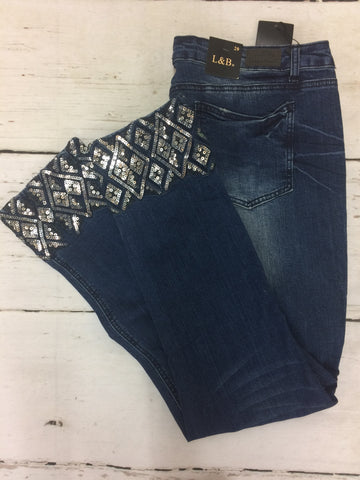 Closeout Jeans Style 148624 (L17033)