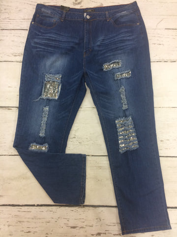 Closeout Jeans Style 148624 (LB436) SIZE 24 ONLY