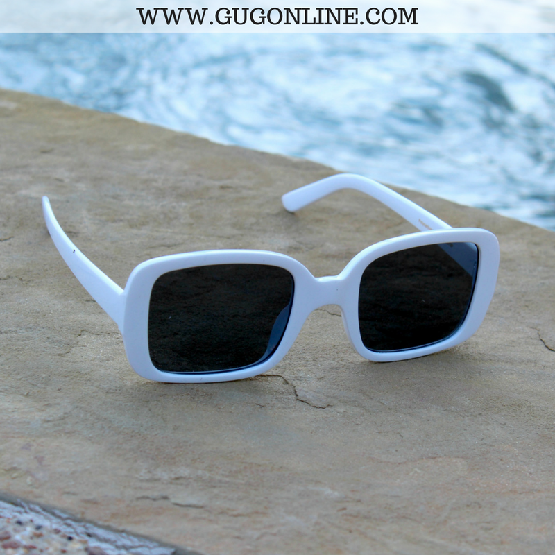 The Harper Square Sunglasses travel product recommended by Christina Albe on Lifney.