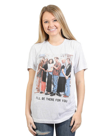 I'll Be There For You Friends Short Sleeve Tee Shirt