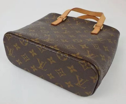 Authentic Used Louis Vuitton Vavin PM Arm Tote in Monogram with Dustcover