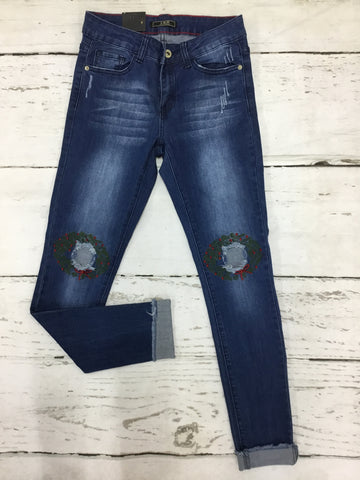 Closeout Jeans Style 148624 (LB-614) SIZE 4 & 12 ONLY