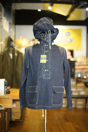 Buzz Rickson's U.S Navy Denim Parka 15% off