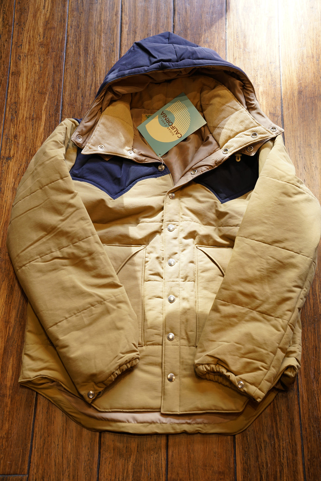 Sugarcane Padding jacket
