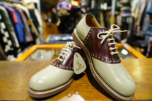 Glad Hand X Regal Saddle shoe
