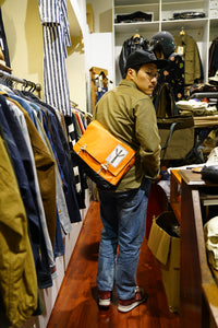 Nigel Cabourn bag