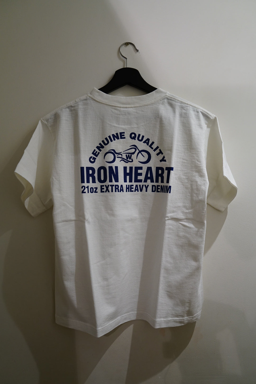 Iron Heart 7.5oz tee