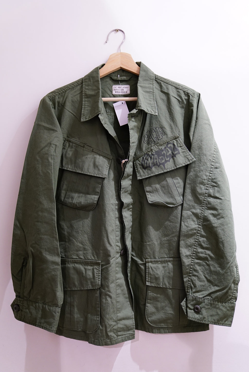 Colimbo hunting goods jungle jacket