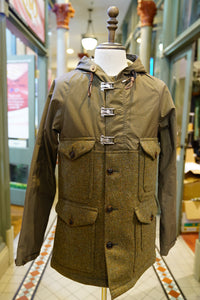 Nigel Cabourn Authentic Line cameraman jacket