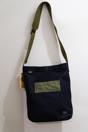 Buzz Ricksons X Porter bag