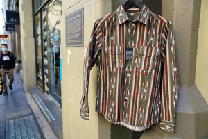 Nigel Cabourn 70s Native shirt 15% off