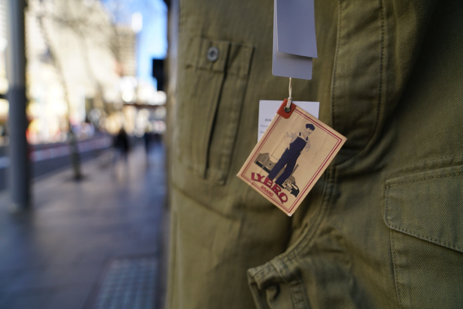 Nigel Cabourn WWII Pant