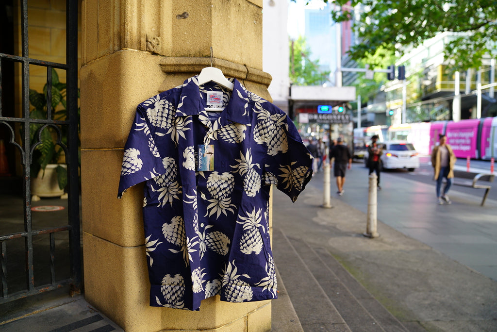 Sunsurf Duke Kahanamoku shirt