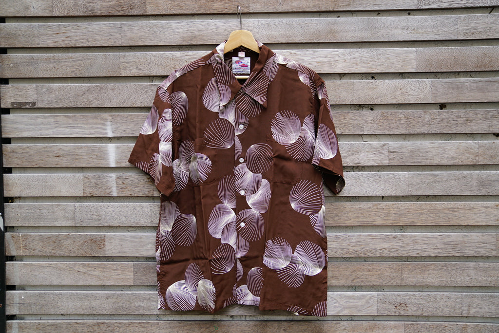 Sunsurf Duke Kahanamoku Hawaiian shirt