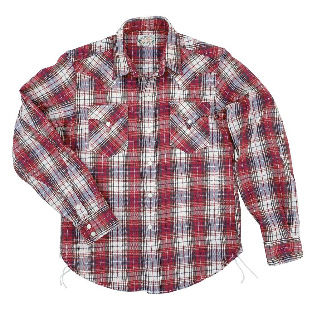 "Mister freedom DUDE RANCHER - WOVEN ""JOAN"" PLAID"