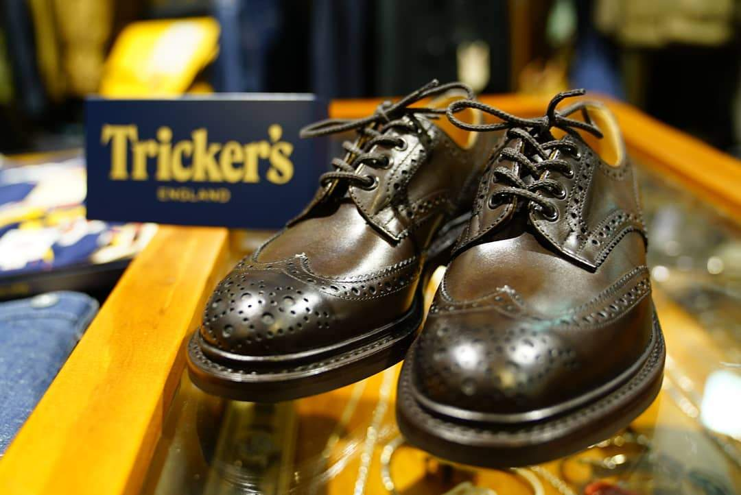 Tricker's trickers Bourton shoes 10% Off