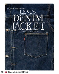 Levis Vintage Denim Jackets book