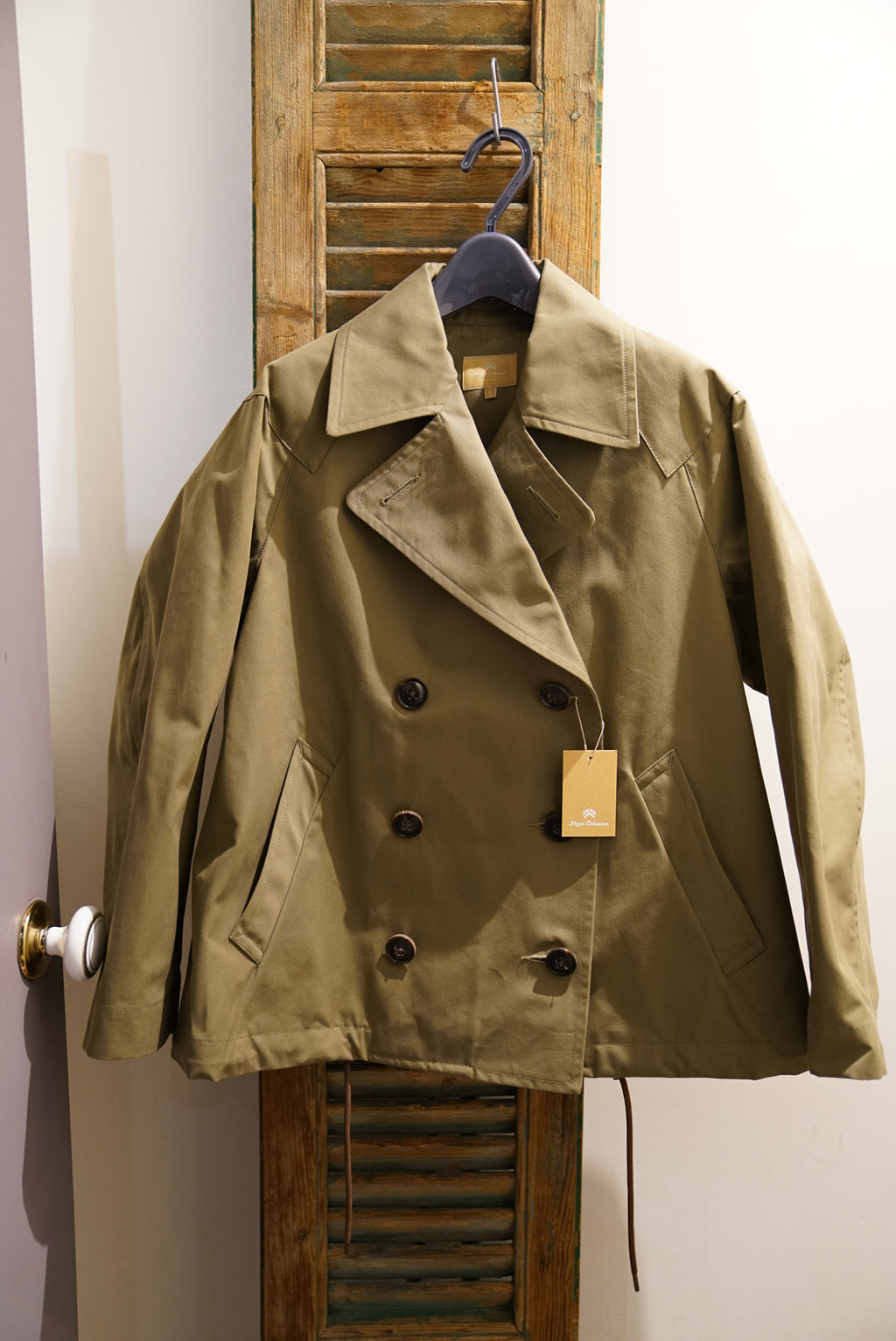 Nigel Cabourn British Army Blouson 20% OFF