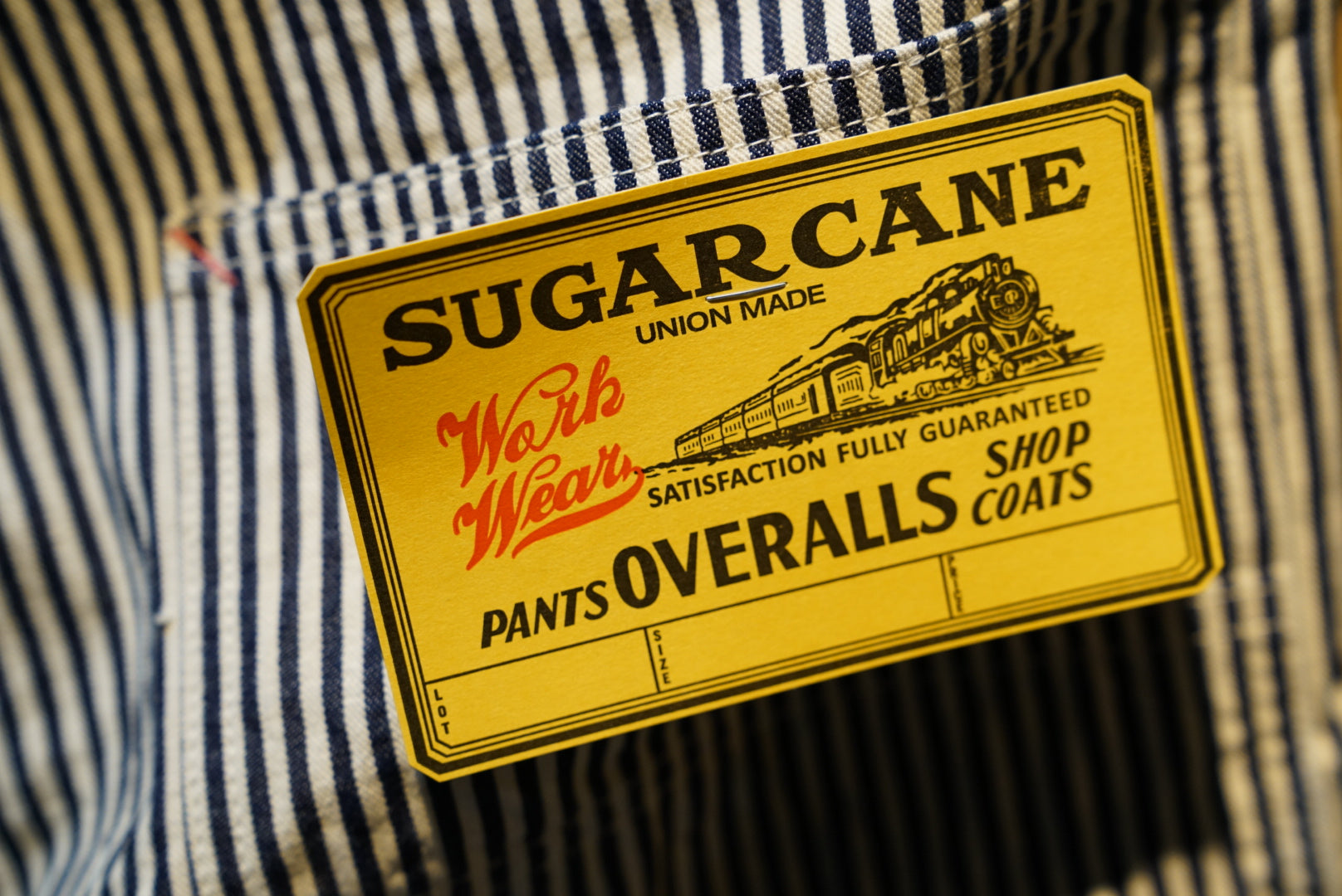 SugarCane stripe short