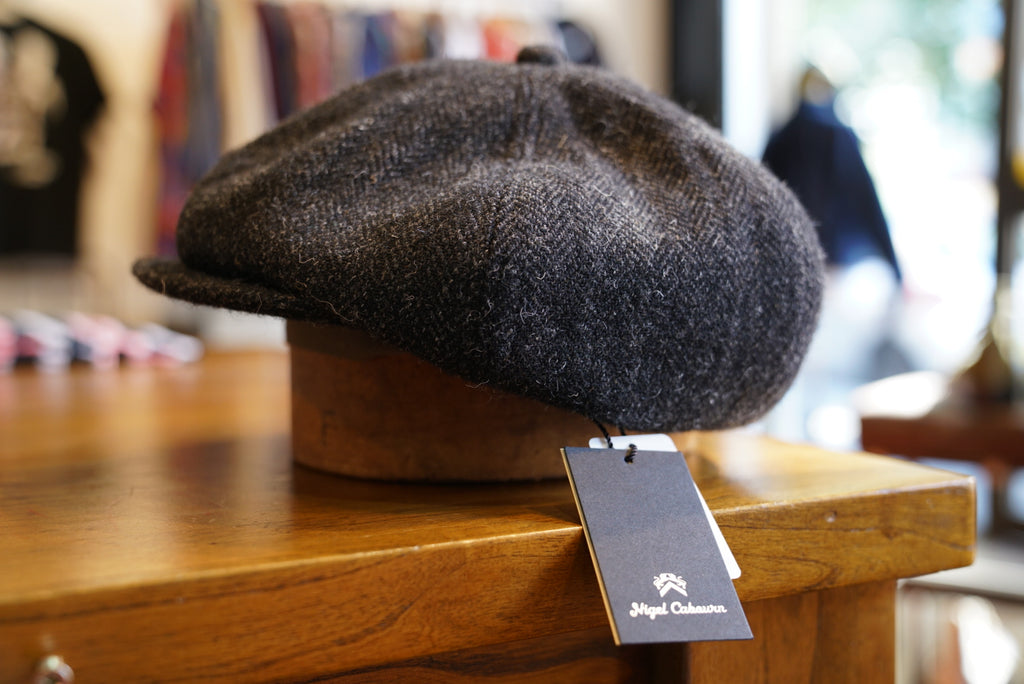 Nigel Cabourn Hunting Hat Washable Wool