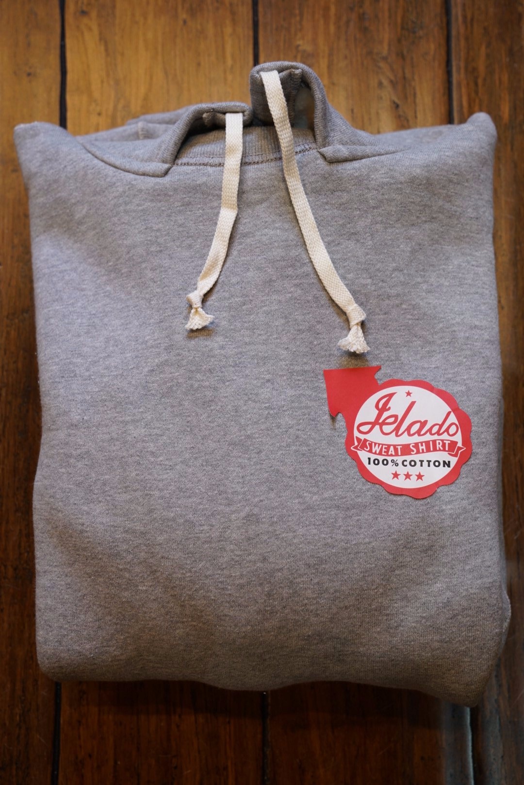 "Jelado ""ATHLETIC BRAND"" SWEAT PARKA"