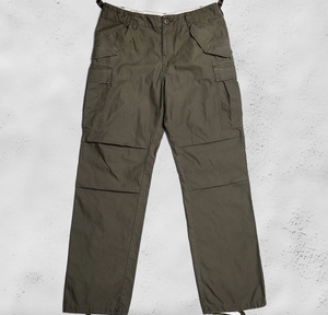 Double helix military pants