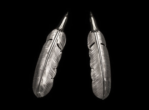 Larry Smith eagle feather